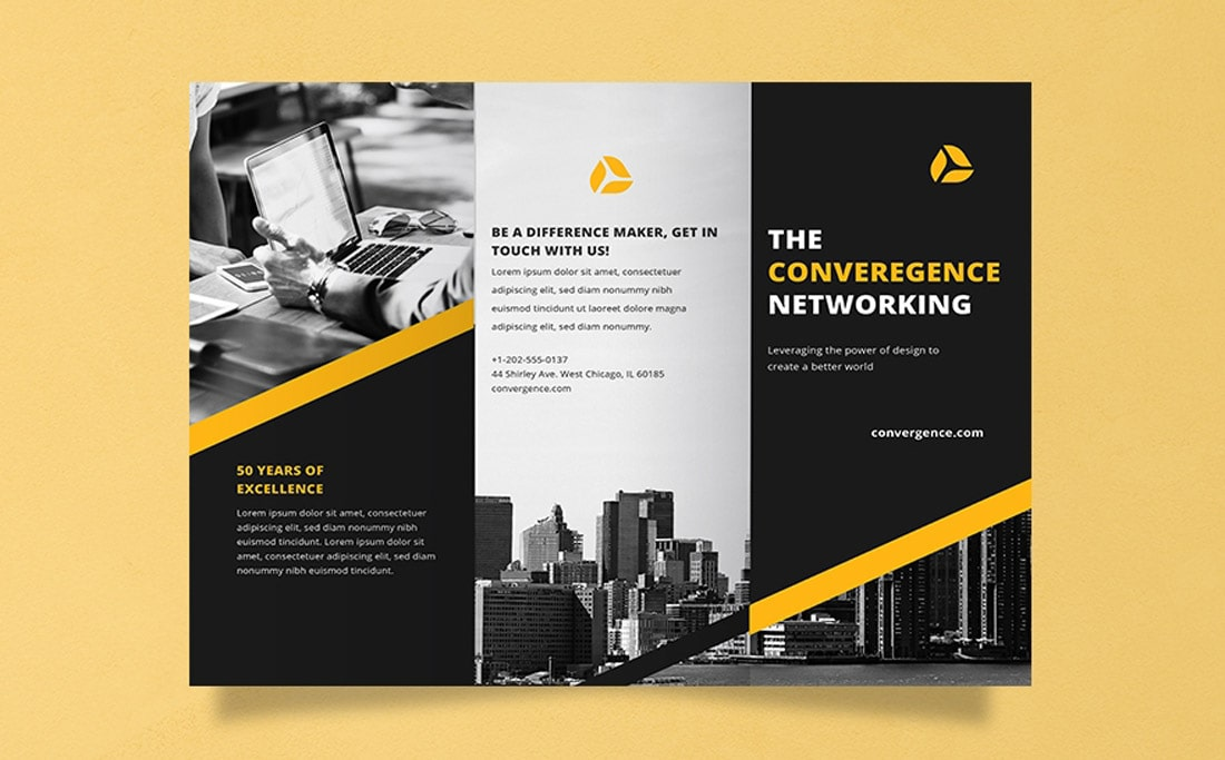 Free-Professional-Word-Brochure-Template